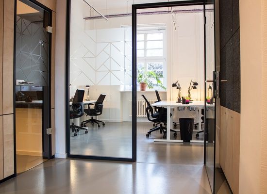 Newlands - Bright and Spacious Office in Kreuzberg