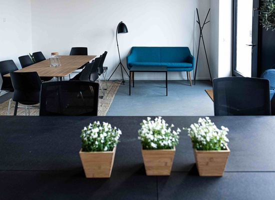 Pflug&play office for 24 employees at Hallesches Tor