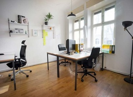 3 Arbeitsplätze in Bürogemeinschaft / Co-Working / Shared Office