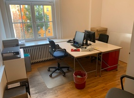 Beautiful office for rent at Rosenthaler Platz