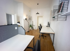 Room in Co-Working Space, Prenzlauer Berg