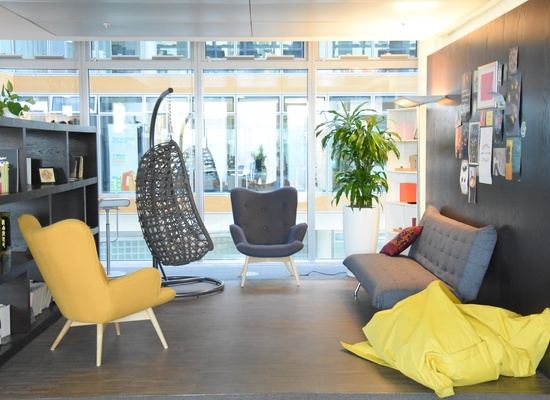 TechCode Coworking in Mitte available from NOW