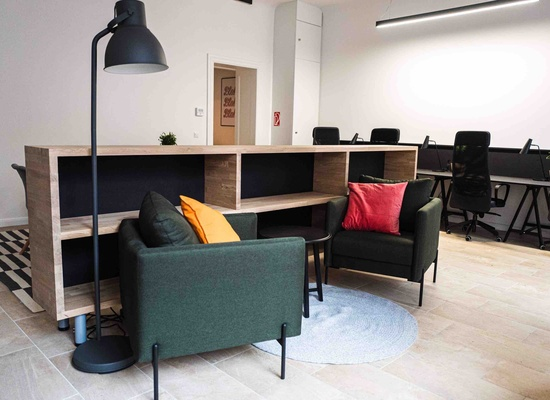 Plug&play office - 8-14 desks - Prenzlauer Berg